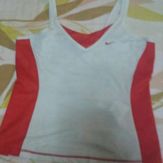 NIKE Top ( Work Out Top)
