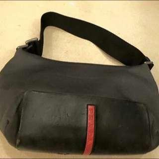 Prada Pochette Bag Pre Lv D