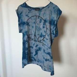 Tie Dye Peace Shirt