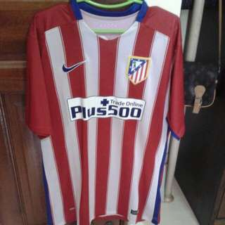 Athletico Madrid  Jersey