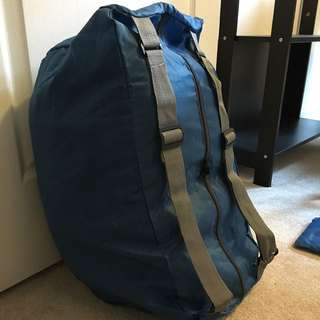 Backpack/gym Bag/travel Bag All In One