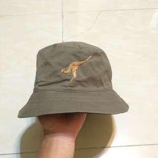 袋鼠 漁夫帽