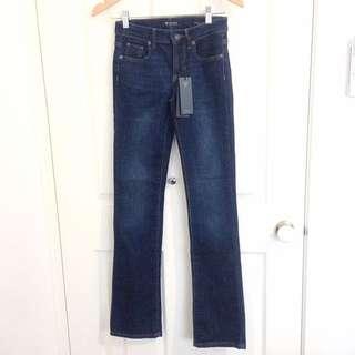 BNWT GUESS Boot Leg Jeans