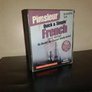 French 法語自學4 CD套裝