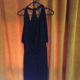 Forever New Size 10 Formal Black Dress 👗