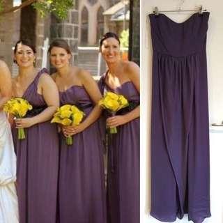 Love Affair, Bridesmaid Dress