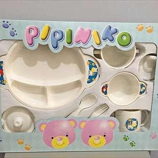 Pipiniko Baby Feeding Set