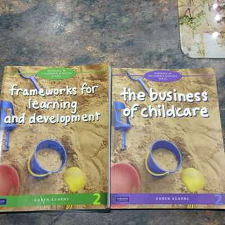 Childcare Text Books