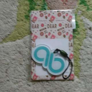 Infinite Unofficial Phone Strap