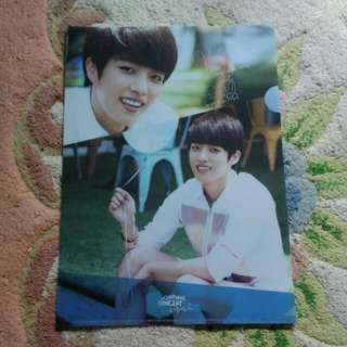 Infinite Official That Summer Concert 2 Sungyeol A4 File