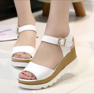White Cute Shoes