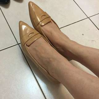 Coach平底鞋