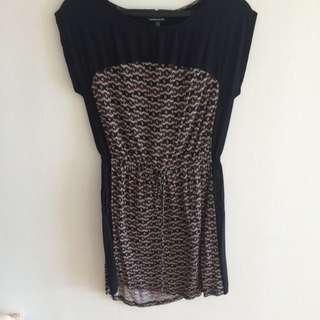 Super Comfy, Casual Black Dress, Brand Warehouse