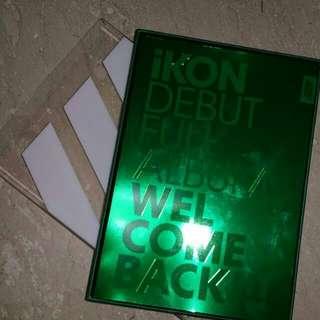 IKON WELCOME BACK FULL ALBUM