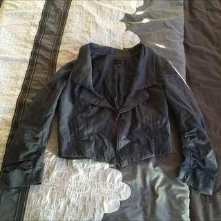 Topshop Cropped jacket