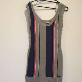 Guess- Sweater Dress, Without Sleeves