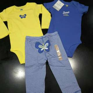 Carter's Set (Sweet Like Mommy)