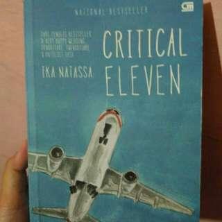Critical Eleven Novel By Ika Natassa