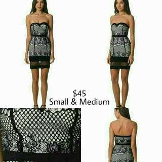 Lace Passion Fusion Dress