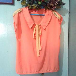 Blouse With Ribbon 💖