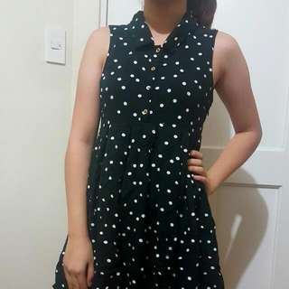 Zooey Polka dots Dress