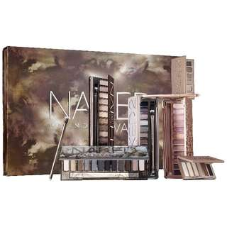 Urban decay naked vault volume 11 (naked basics + all naked palettes)