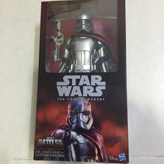 Epic Battles-SW Captain Phasma
