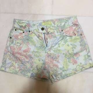Pre-loved floral shorts