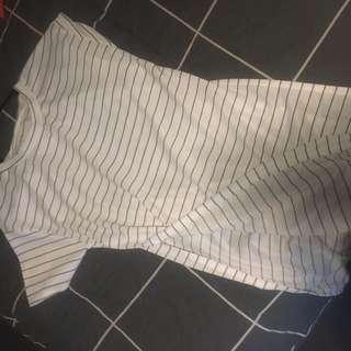 High Slit Dress/Shirt