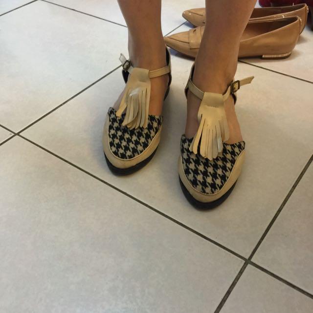 日系平底鞋