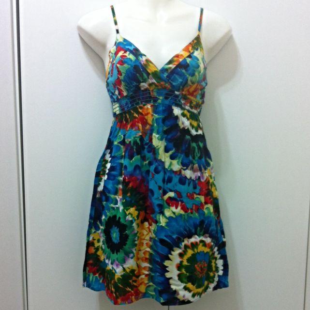 細肩帶/南洋風/小洋裝