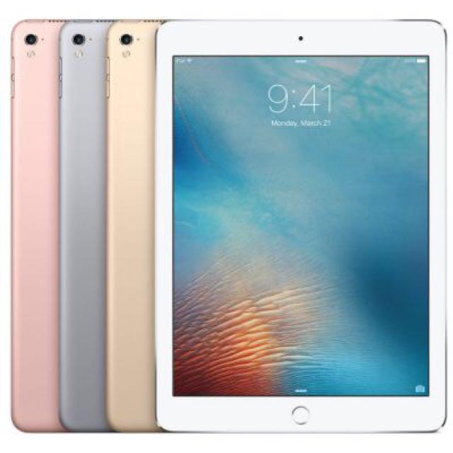 Apple iPad Pro 9.7吋(wifi ,32G) 現貨金色