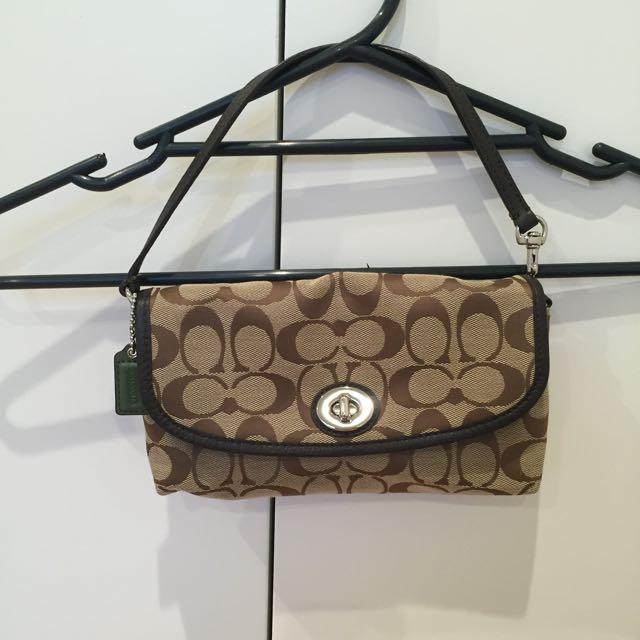 Authentic 'Coach' Bag