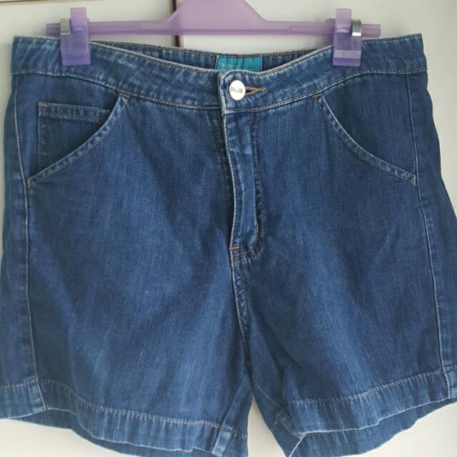 Bench Denim Shorts
