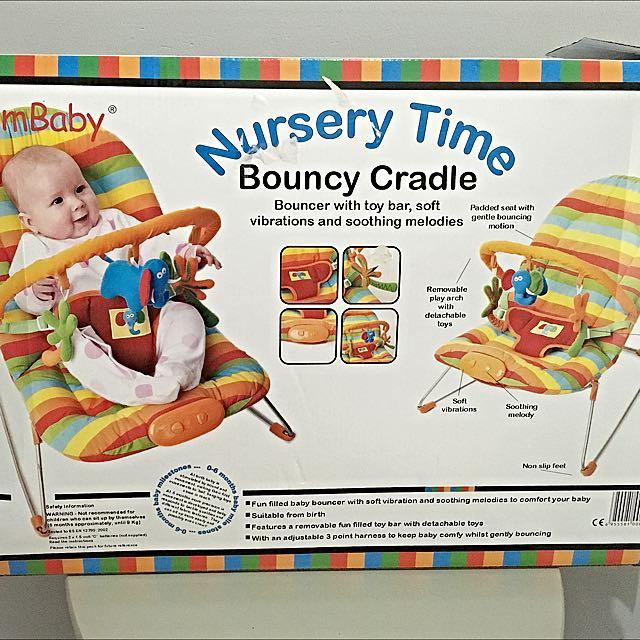 Bloom Baby Bouncy Cradle