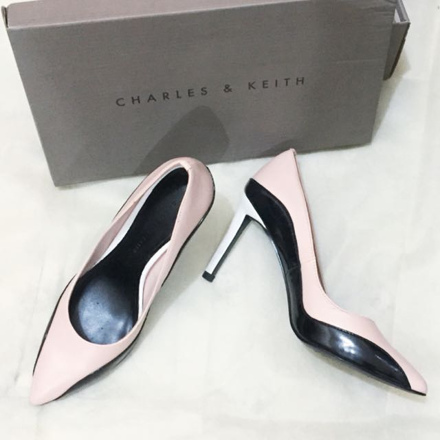 Charles & Keith Office Shoes