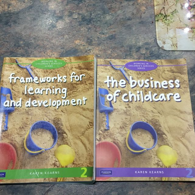 Childcare Text Books