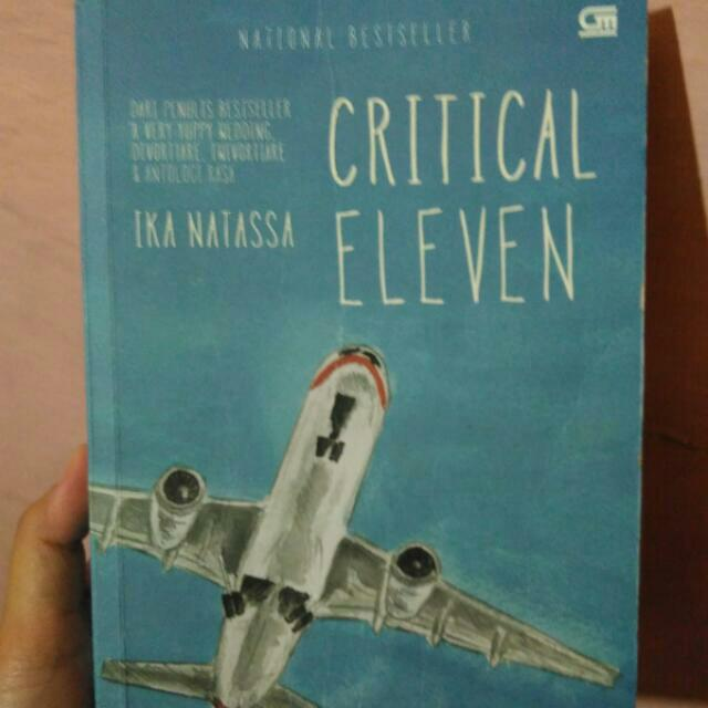Critical Eleven Novel By Ika Natassa