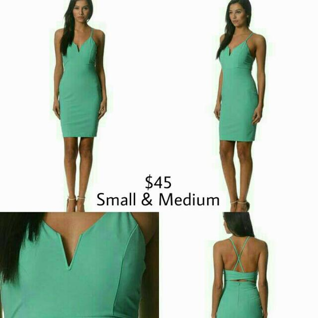 Green Passion Fusion Dress