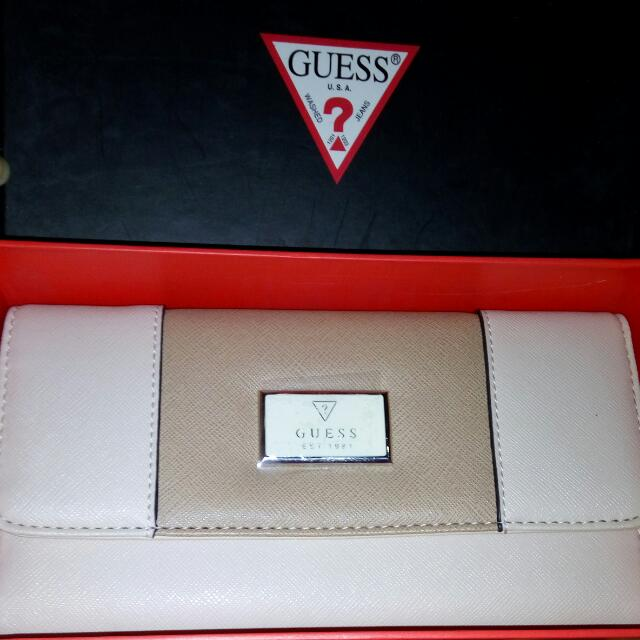 Guess Wallet Authentic