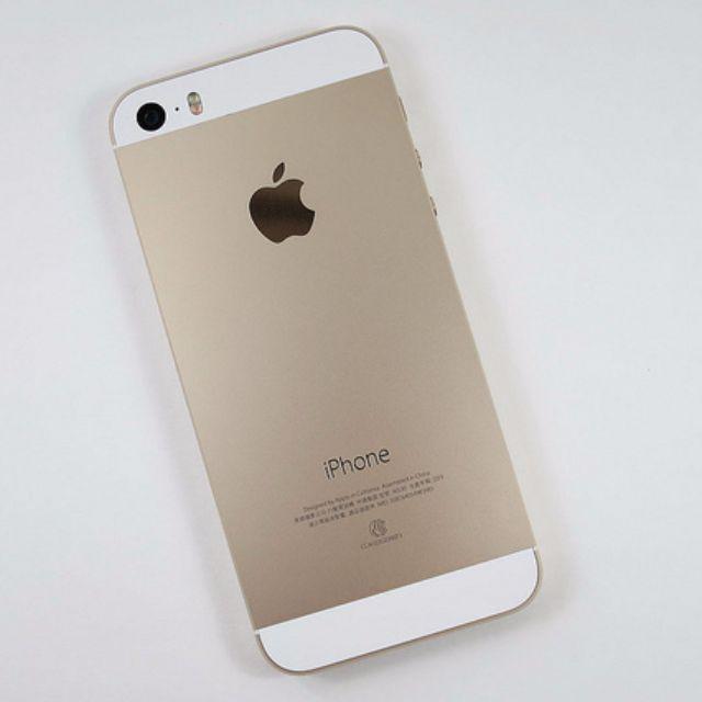 ✨I PHONE 5S 金✨