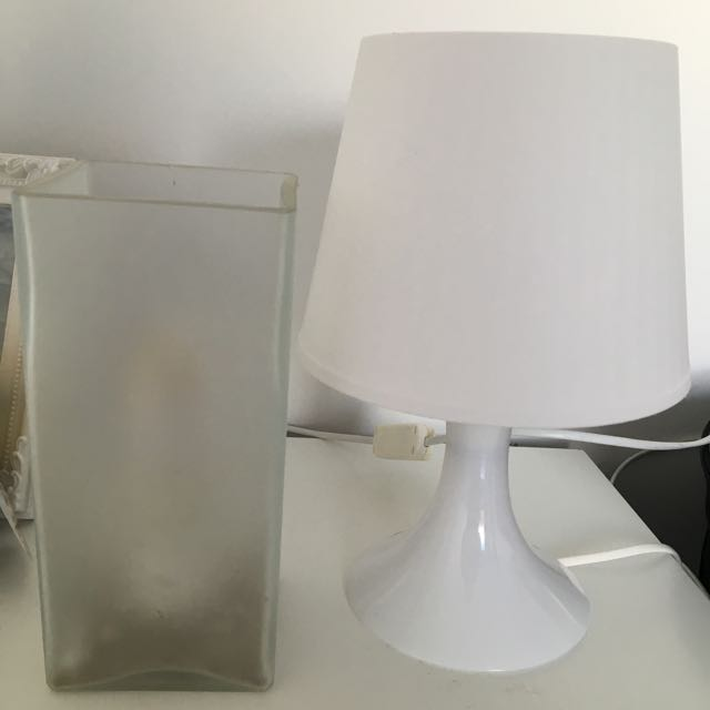 IKEA Lamp Two For 10$