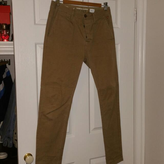 INDUSTRIE CHINOS Size30