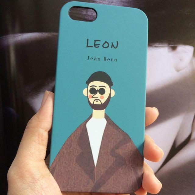 Iphone 5a Leon Hard Case