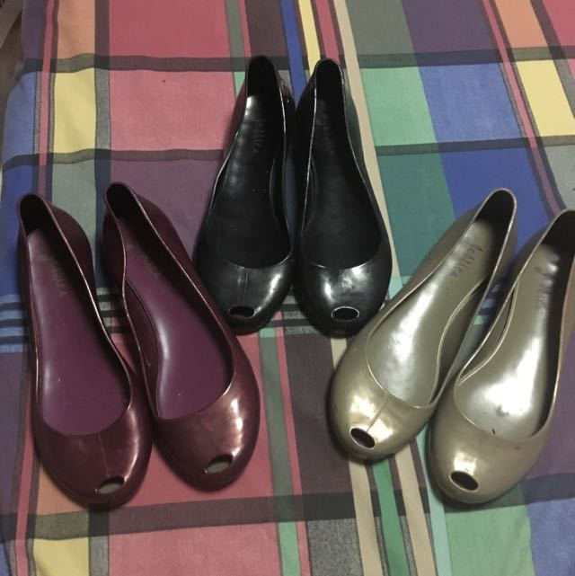 Jessica Jelly Shoes