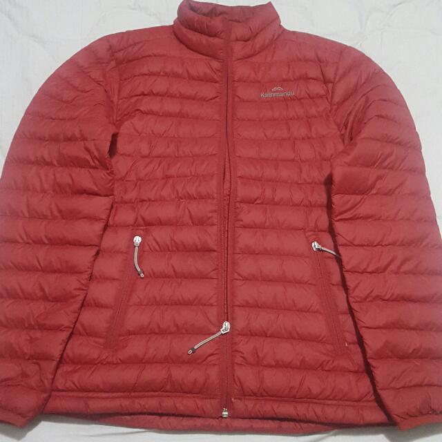 Kathmandu Duck Down Jacket