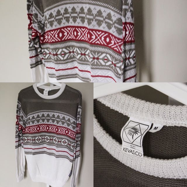 Kevas.co - Knitted Sweater