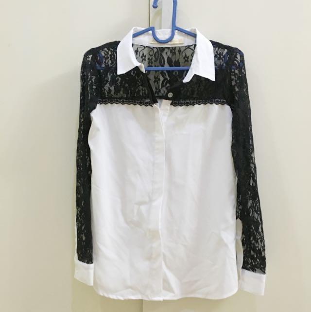Laces Shirt