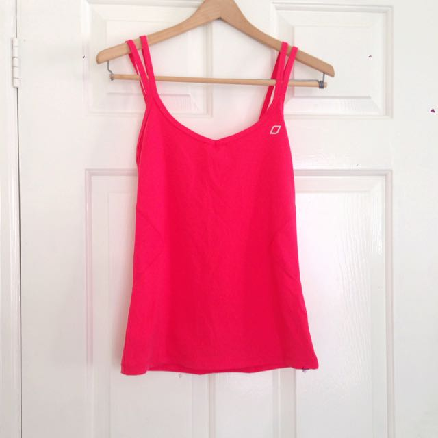 Lorna Jane Somersault Excel Tank- Size Small