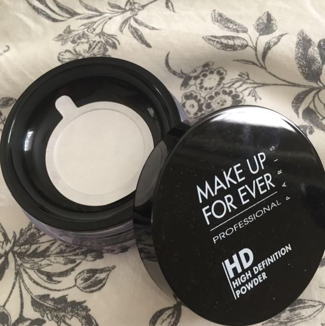 Make Up For Ever HD Micro finish Powder